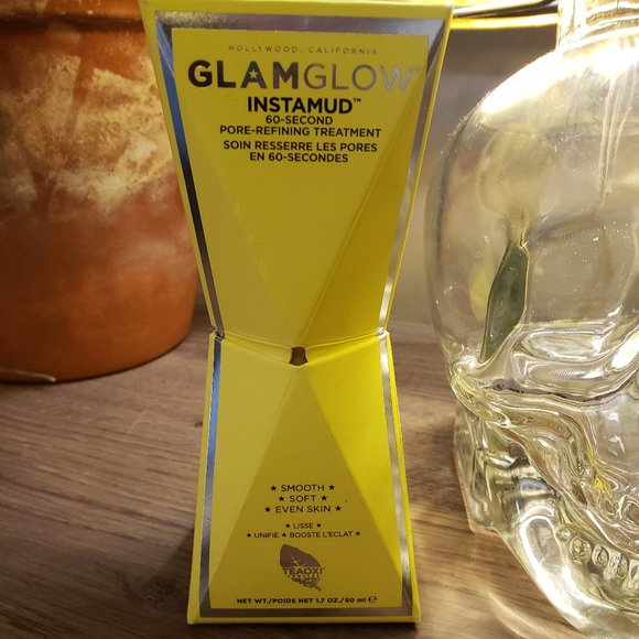 GLAMGLOW INSTAMUD™ 60 Second Pore-Refining